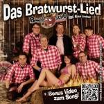 """Maxi-CD """"Das Bratwurstlied"""""""